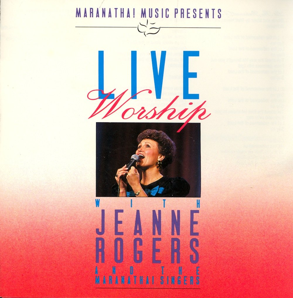 Live Worship with Jeanne Rogers