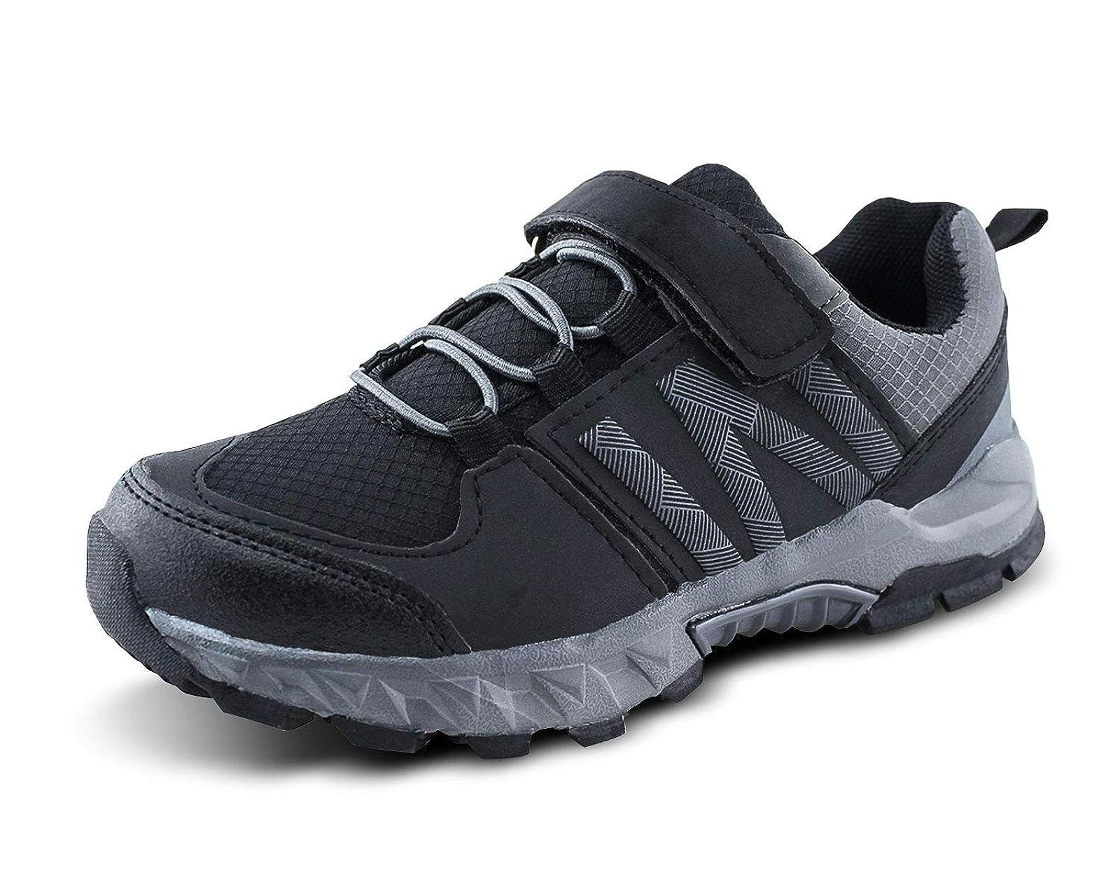 Jabasic Kids Hiking Shoes Outdoor Adventure Athletic ST4391 - 2