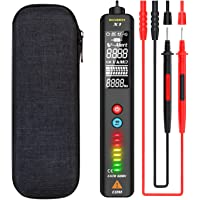 Cuculo Dis LCD de modo duplo Detector de tensão multímetro testador Sem contato com indicadores de LED Ponto de…