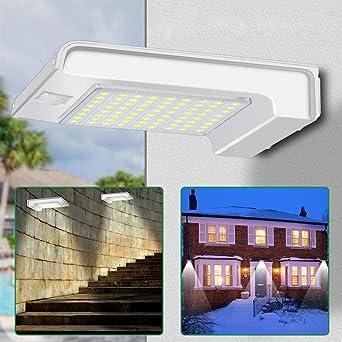 Luces al aire libre a prueba de agua La iluminación exterior de ...