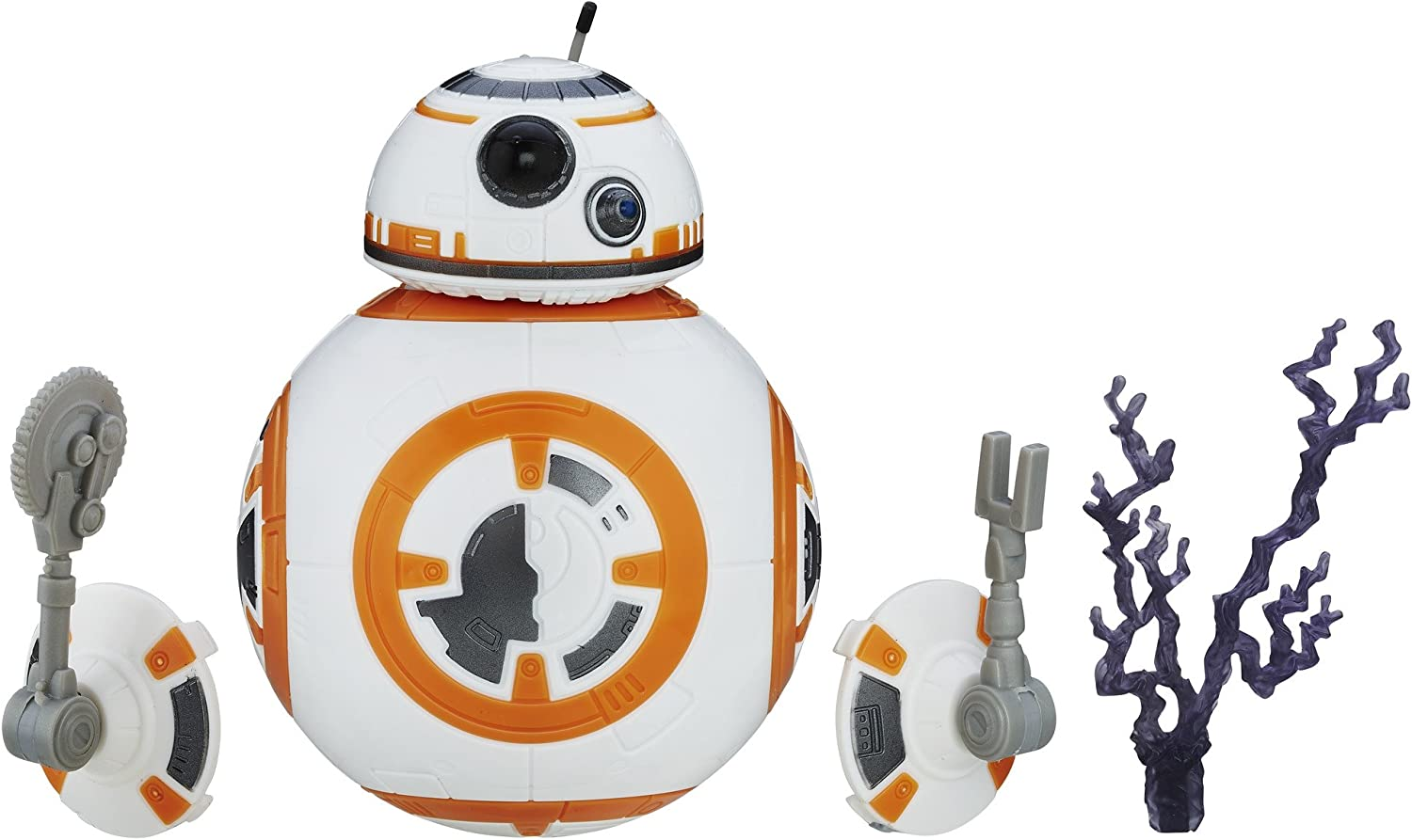 Star Wars: The Force Awakens BB-8 Figure 4 Inches