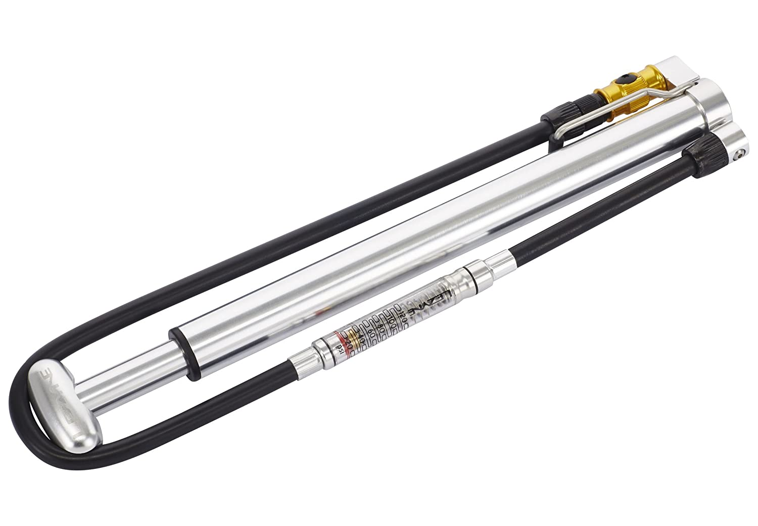 LEZYNE Micro Floor Drive High Pressure & High Volume Bike Pump