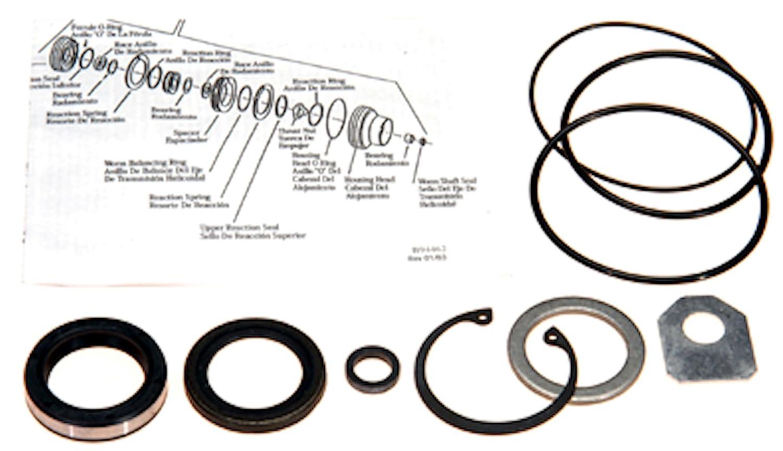 Edelmann 8759 Power Steering Gear Box Pitman Shaft Seal Kit