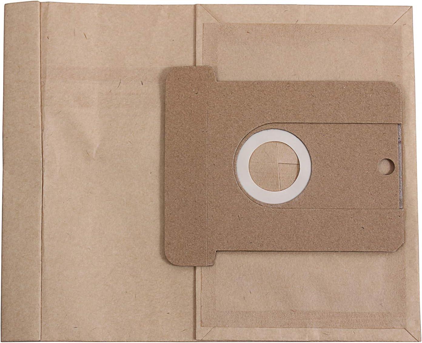 10x Bolsas de aspiradora papel para AEG Dimensión / Type 22 23 24 ...