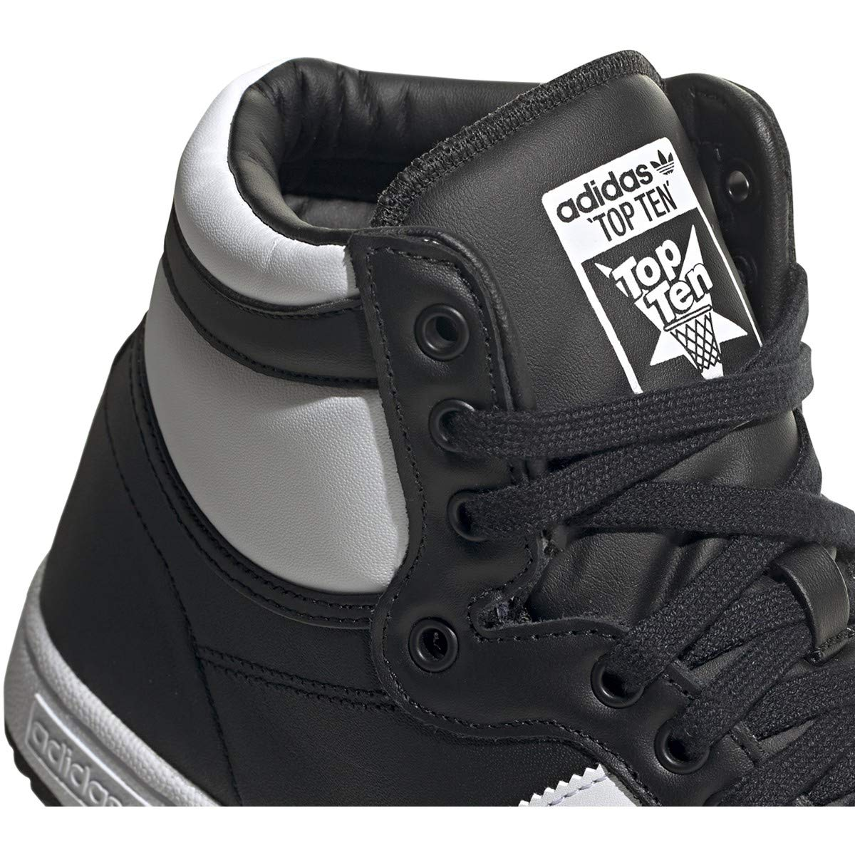 adidas Men's Top Ten HI Fashion Sneaker