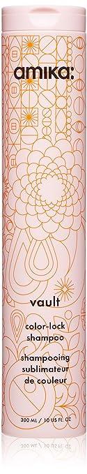 amika vault Color-lock Shampoo, 10 Fl Oz best shampoo for color treated hair