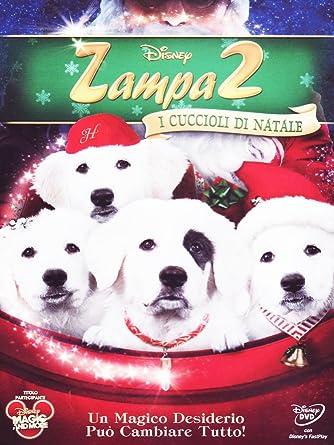 Babbo Natale Zampa.Zampa 2 I Cuccioli Di Natale Amazon It Cartoni Animati Film E Tv