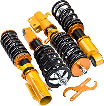 Height Shocks Racing Coilover Kits For Toyota Celica 2000 01 02 03 04 05 06 Adj