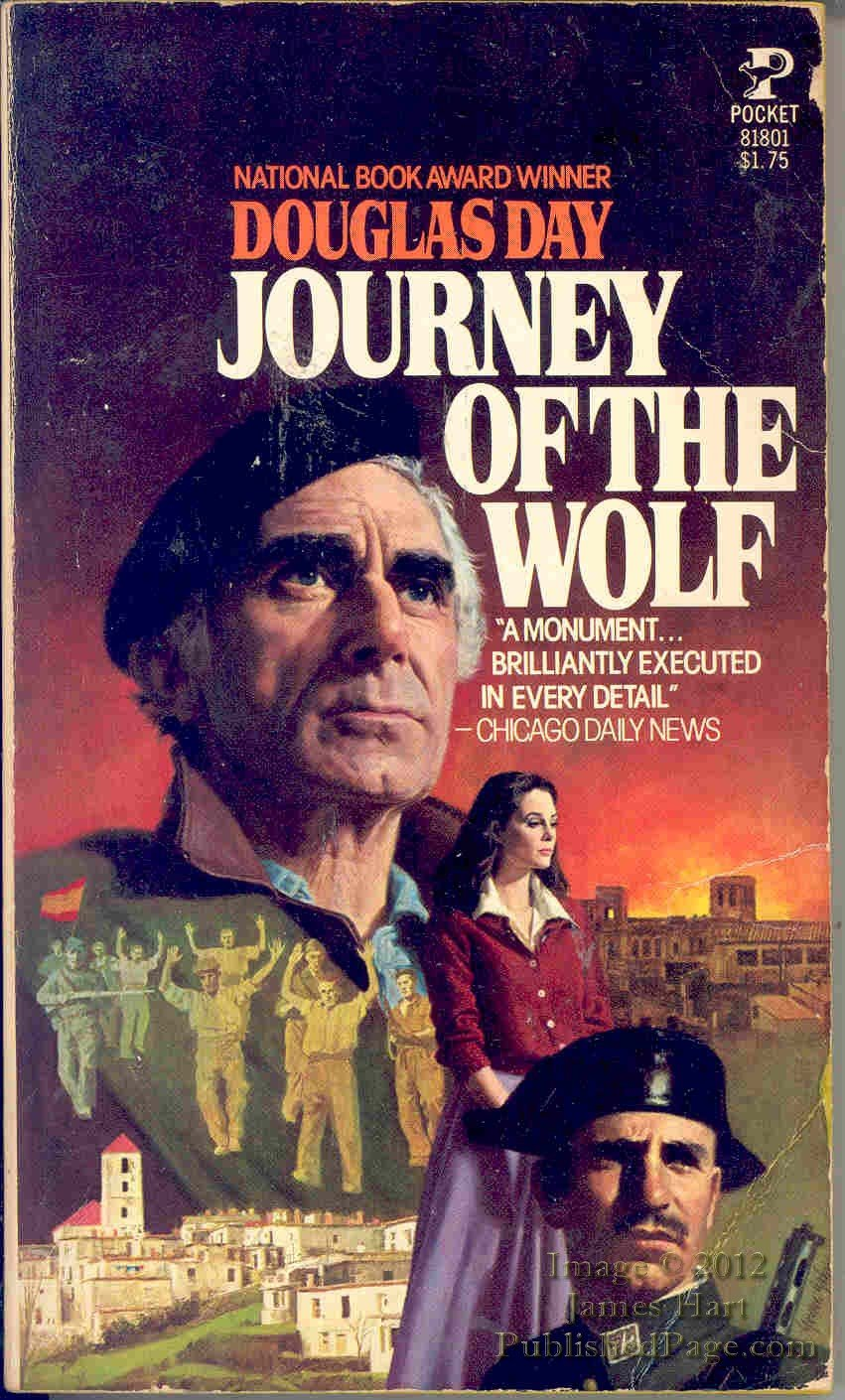 Journey of the Wolf, Day, Douglas