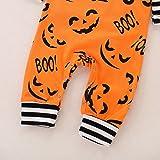 Sameno Toddler Baby Boy Girls Halloween Smiley Face