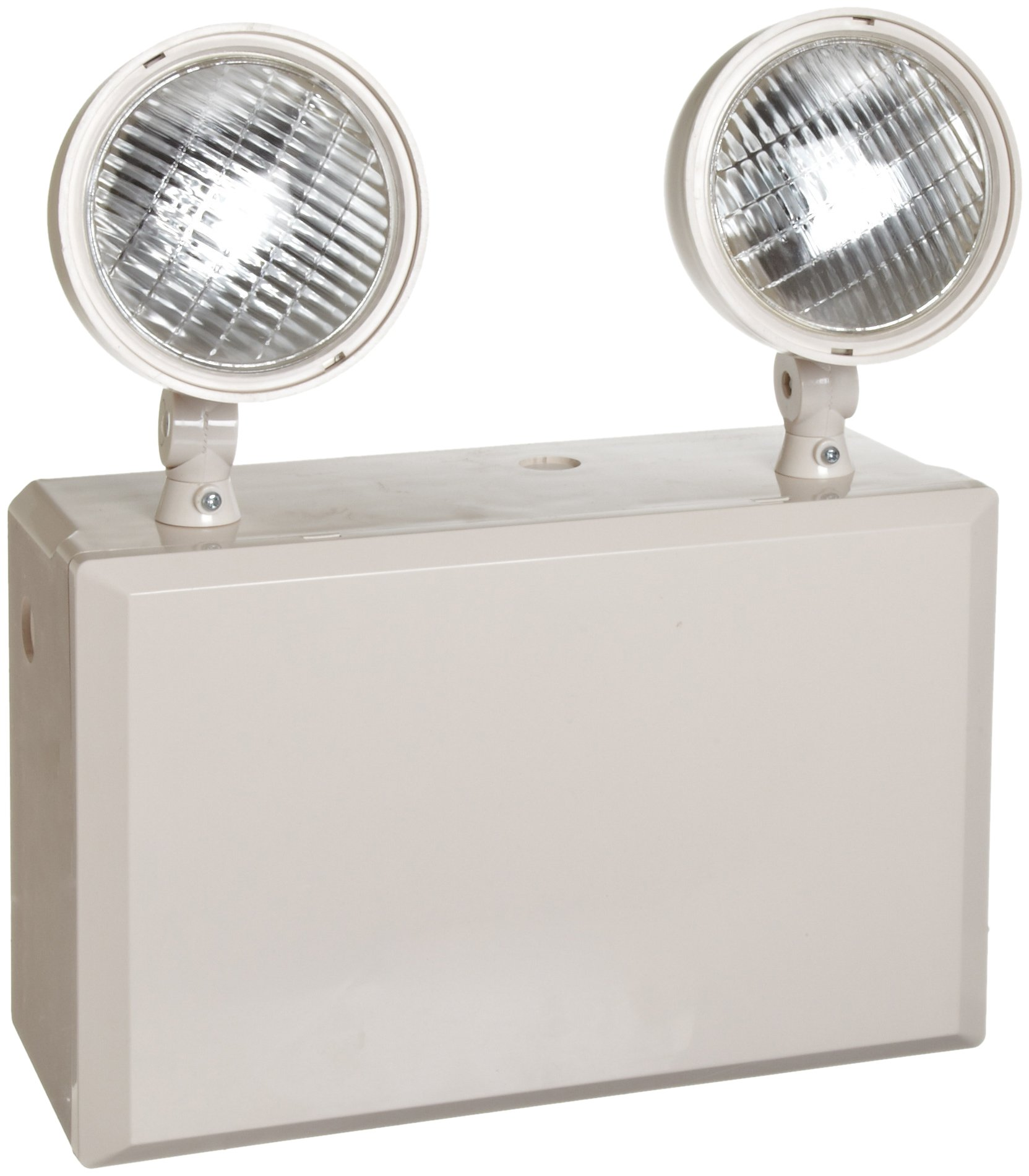 Morris Products 73176 Emergency Lighting Unit with Remote Capacity, 12 Volts, 50W