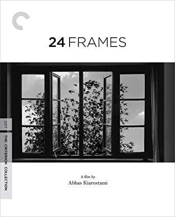 Amazoncom 24 Frames The Criterion Collection Blu Ray Abbas
