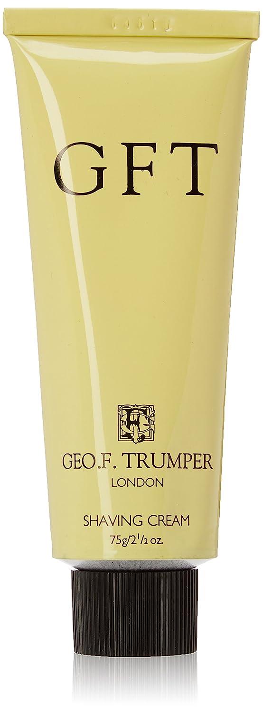 Geo F. Trumper GFT Shaving Cream Tube, 75 g (2.5 oz)