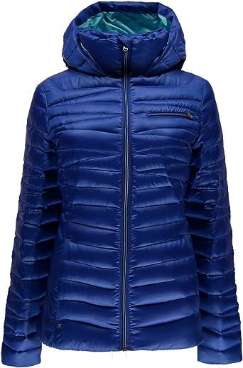 multicoloured GEARED HOODY Womens Spyder Womens Geared Hoody Jacket