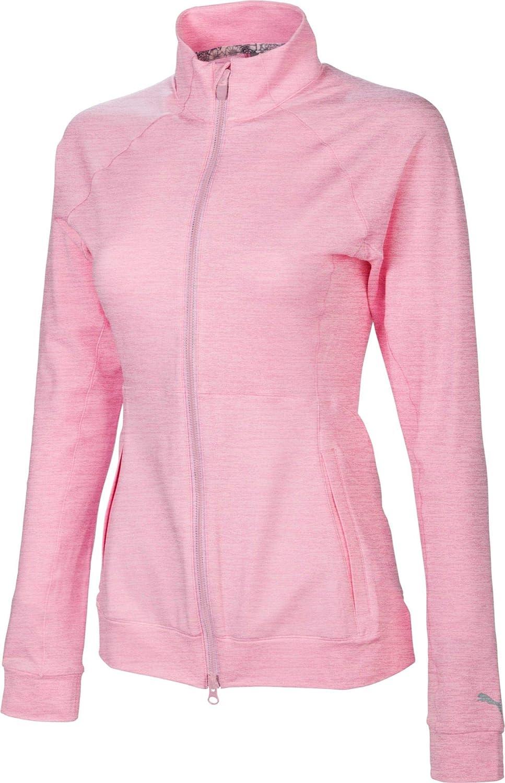 [プーマ] レディース ジャケットブルゾン PUMA Women's Vented Full-Zip Golf Jacket [並行輸入品]   B07QPM9148