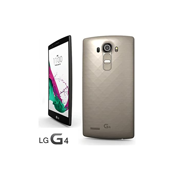 35626baf0 Amazon.com  LG G4 H815 32GB Unlocked GSM 4G LTE Hexa-Core Android 5.1 Phone  - Gold  Cell Phones   Accessories