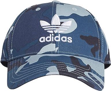 adidas Originals - Gorra Adidas CLAS Cap Camo - DY2406 - Azul, U ...