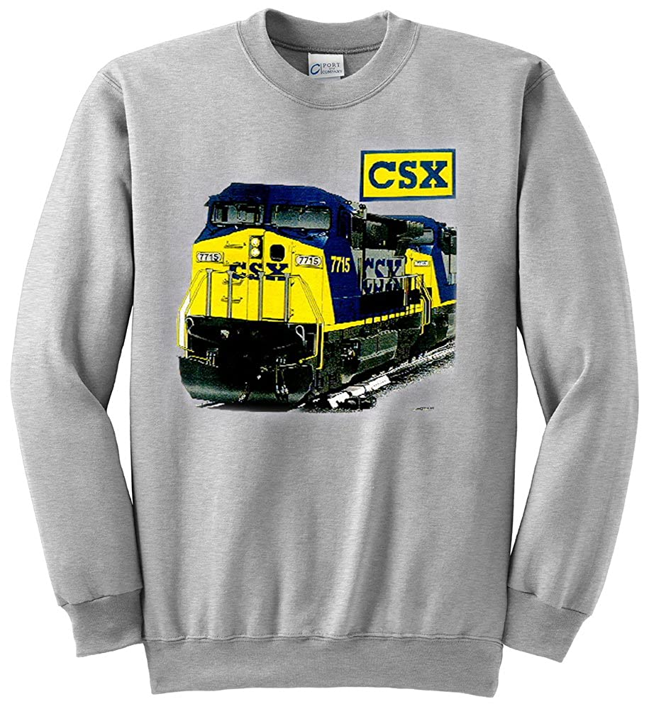 CSX C44-9W Authentic Railroad Sweatshirt [20003]