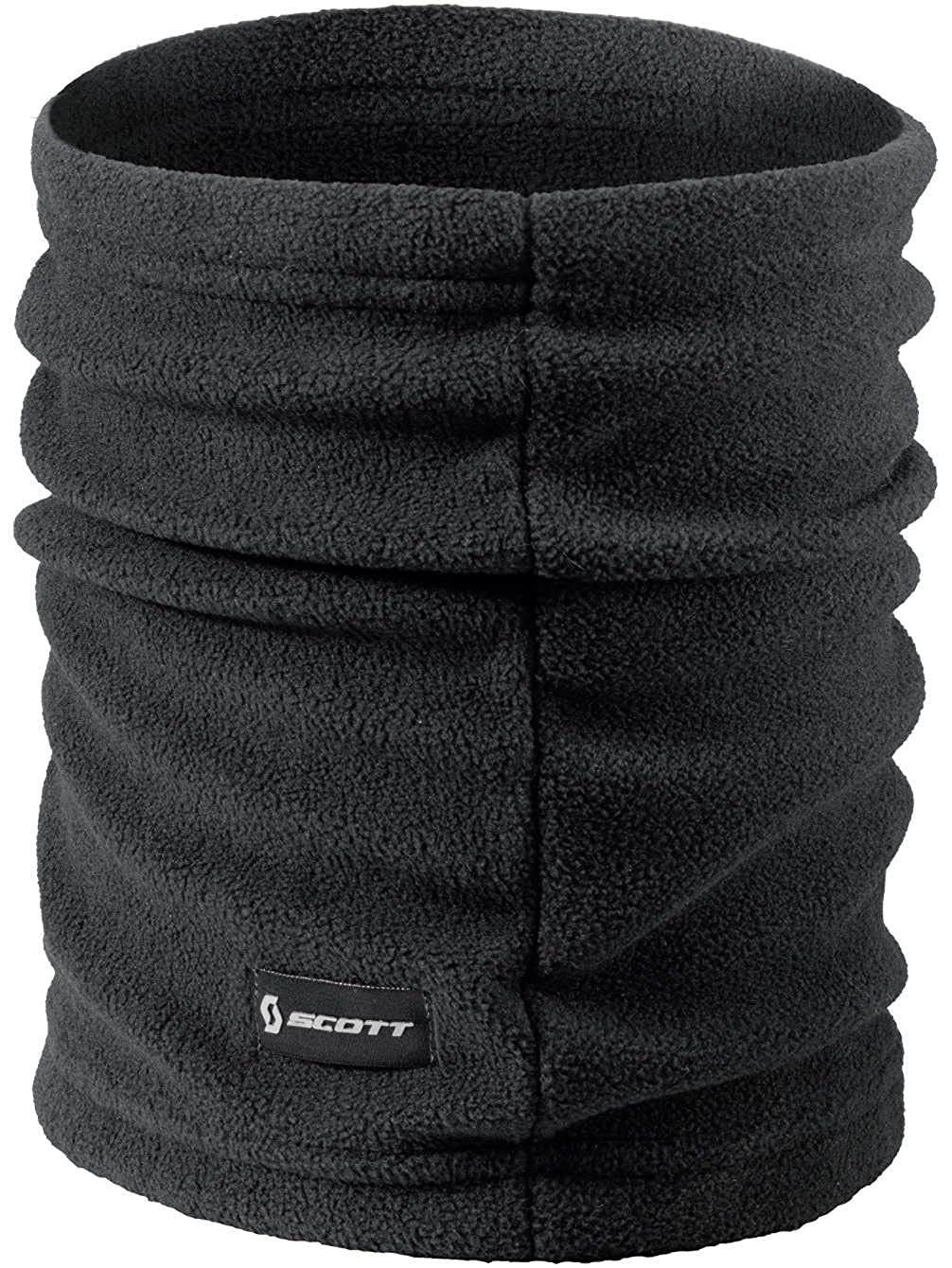 Scott Halswärmer Fleece Schwarz Black One Size SCOUR|#Scott 239842-0001