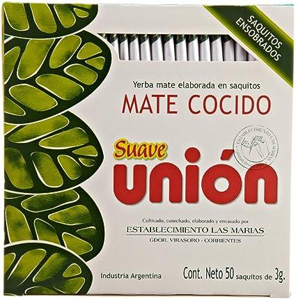 Suave Unión 50 bolsas de té: Amazon.com: Grocery & Gourmet Food