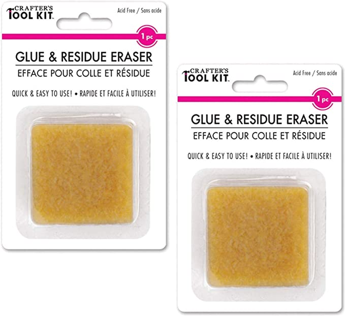 Crafter/'s Toolkit CT218 Glue and Residue Eraser 0