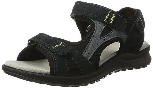 Legero Siris Damen Offene Sandalen mit Keilabsatz
