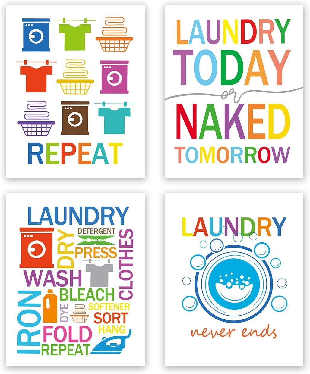 Drop Your Dirty Laundry Here Laundry Decor Laundry Sign Laundry Poster Laundry Print Funny Quotes Home Decoration Wall Art Printable Art