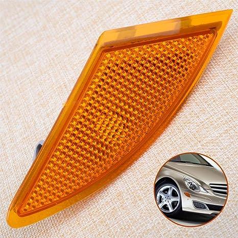Amazon com: CALAP STORE - New Car Right Bumper Turn Signal Light