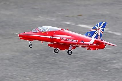 T-45 Goshawk Red Arrow 70mm EDF Jet Fighter Trainer RC Airplane Kit