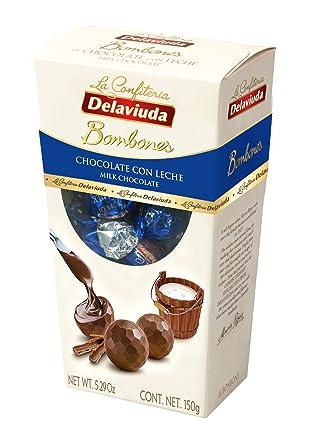 Delaviuda Milk Chocolate Truffles: Amazon.com: Grocery ...