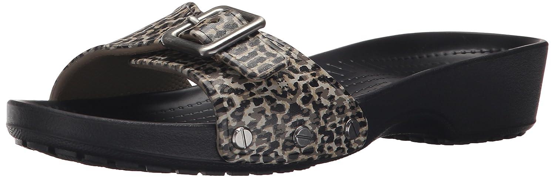 Crocs Sarah Leopard W, Ballerines Femme 203126-001-W10