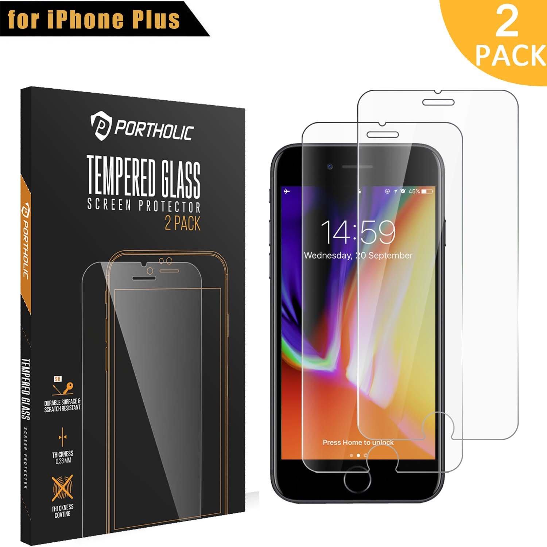 iPhone Plus s Plus Plus Plus Protector de Pantalla Cristal Vidrio Templado