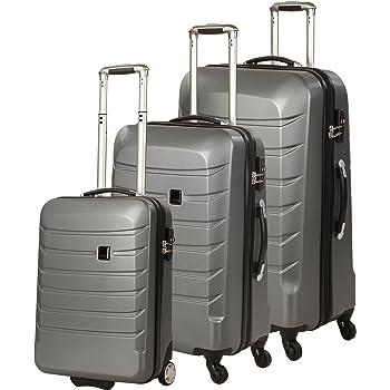 Auf der Suche nach einem guten Kofferset werden Sie bei der Marke Titan fündig.