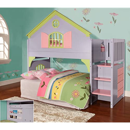 Bunk Beds For Girls Amazon Com