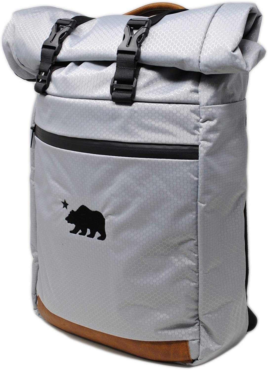 Cali Crusher 100 Smell Proof Roll Top Backpack