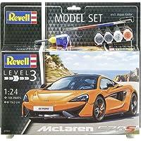 Revell Model Set - 67051 - Maquette de Voiture Mclaren 570 S