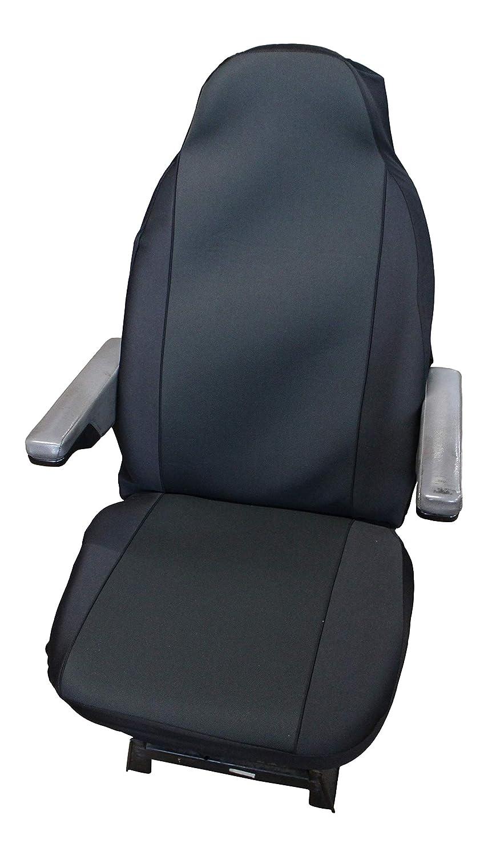 Rainbow Stripe Carseatcover-UK MHMFAB078 Motorhome Seat Covers Choice of 10 Fabrics Universal Fit