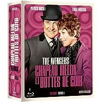 Chapeau melon et bottes de cuir - Intégrale Saison 6 [Francia] [Blu-ray]
