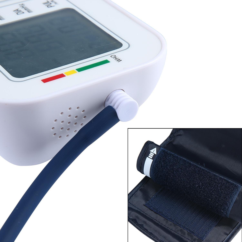 hematomas en el manguito de presión arterial