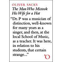 The Man Who Mistook His Wife For A Hat: And Other Clinical Tales (English Edition)