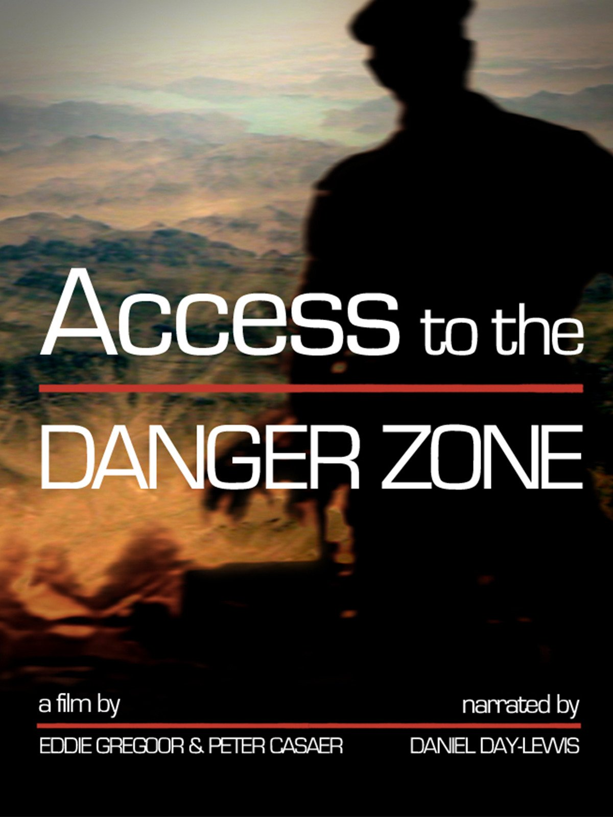 Access to the Danger Zone on Amazon Prime Video UK