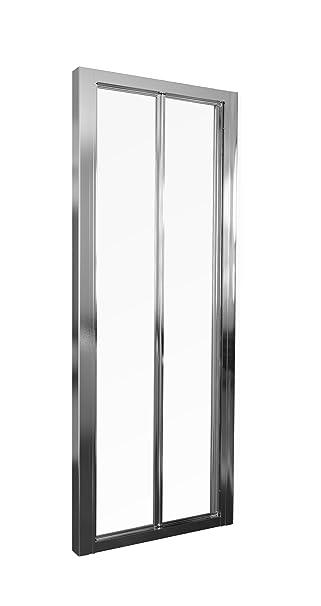 Aqualux FEN1117AQU - Mampara de ducha (tamaño: 900mm): Amazon.es ...