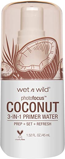 wet 'n wild Photo Focus Primer Water, Coconut