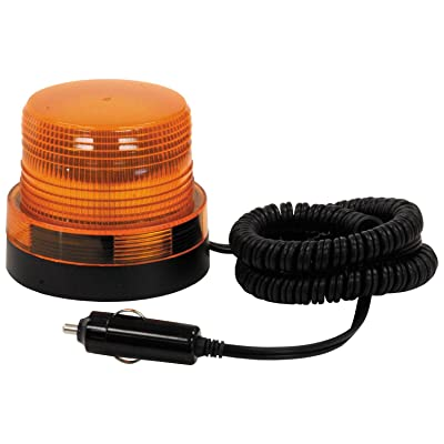 Buyers Products SL500A Amber Strobe Light (AMBER 12V-24V): Automotive