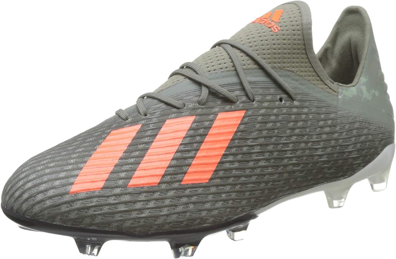 adidas X 19.2 FG, Zapatillas de Fútbol para Hombre