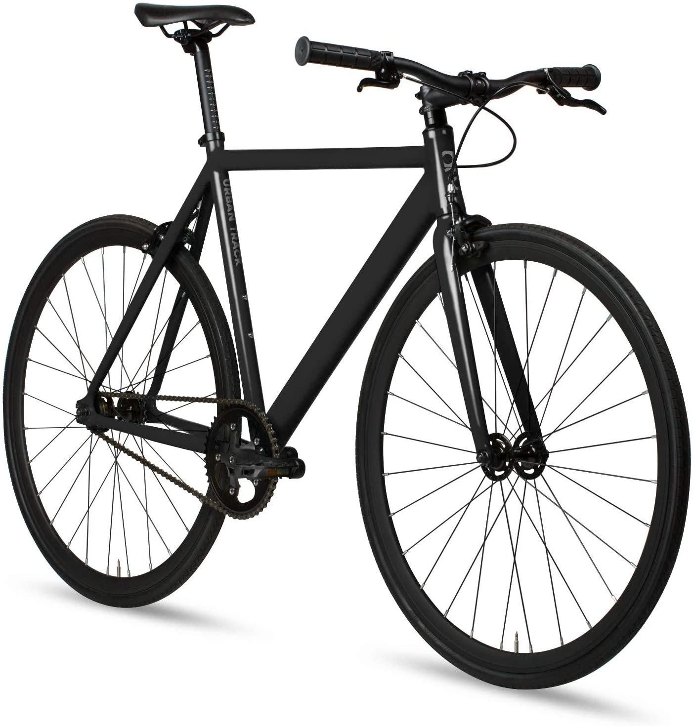 6KU Aluminum Single-Speed Bike