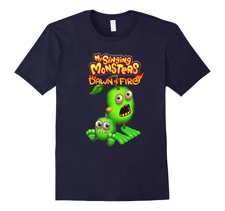My Singing Monsters Dawn Of Fire - Furcorn  Baby T-shirt-CD
