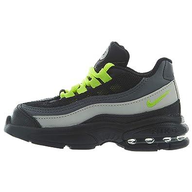 Nike Little Max  95 TD Kids Black Volt-Dark Grey 905462-022 153b0f074