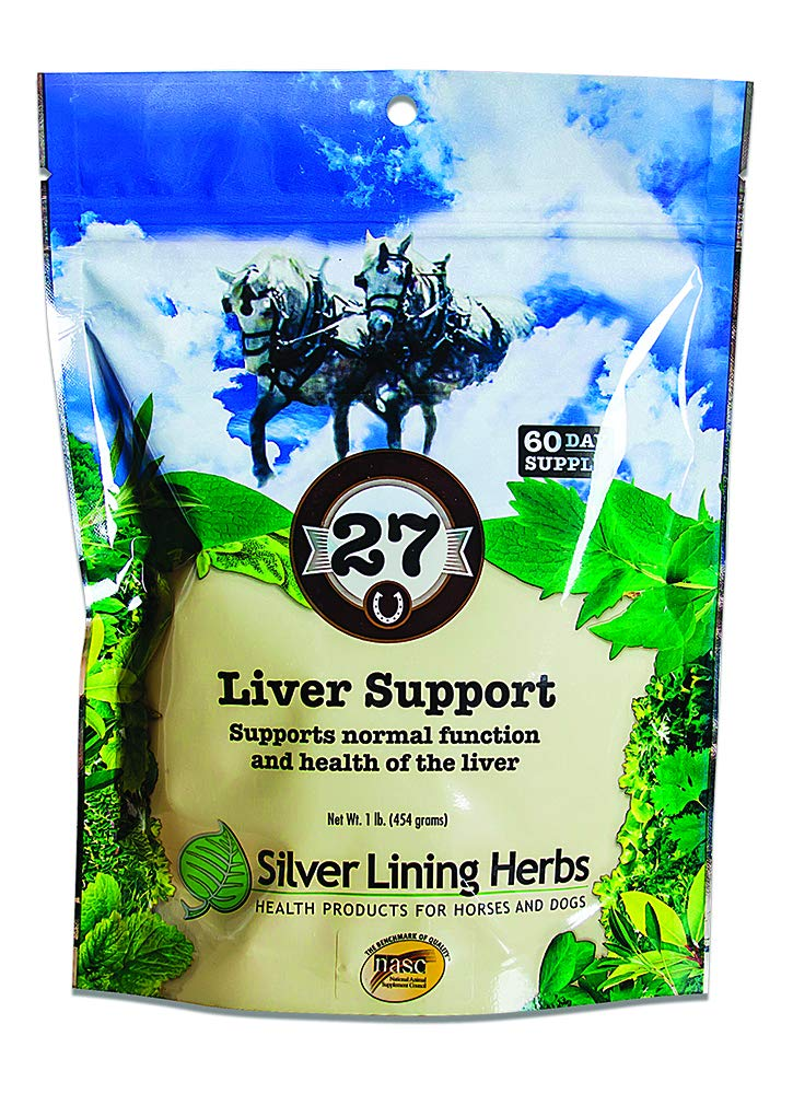 Silver Lining Herbal Equine Silver Lining 27 Liver Support by Silver Lining Herbal Equine