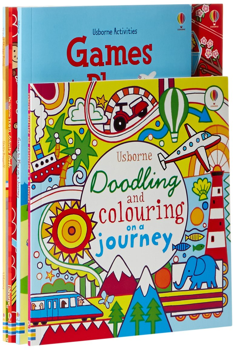 Usborne Travel Activity Pack PDF